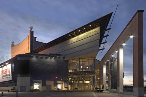 The Göteborg Opera