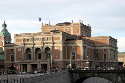 The Royal Opera in Stockholm